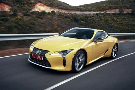 Lexus Lc Photo by 2018 Lexus Lc 500 Drive Review