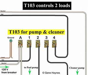 Intermatic T103 Timer Wiring Diagram Pump Tan America New