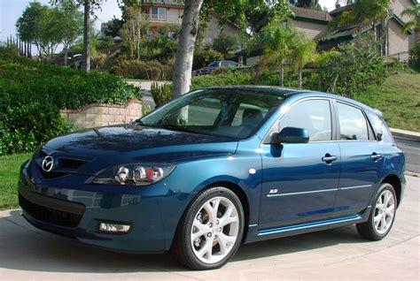 Pictures Of Mazda Mazda 3 Hatchback 2007