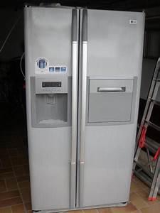 Amerikanischer kuhlschrank mit gefrierfach mit for Kühlschrank mit gefrierfach standger t