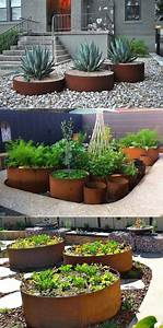Design Ideas For Raised Garden Beds Top 19 Cool Ideas To Create A Round Garden Bed With