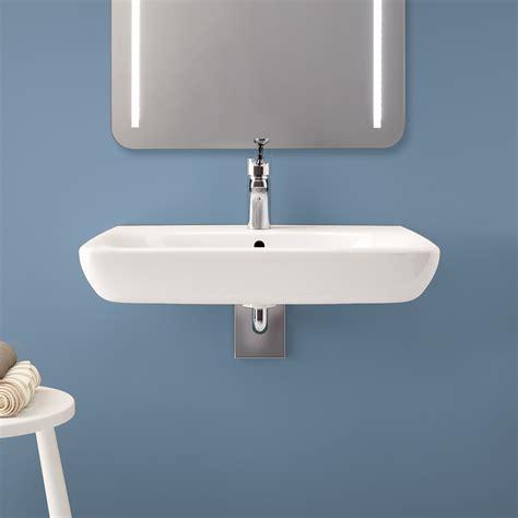 waschtisch 55 cm keramag renova nr 1 comfort waschtisch 55 cm unterfahrbar mit hahnloch mit 220 berlauf wei 223