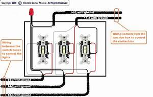 Electrical Wiring Diagram Switch Box