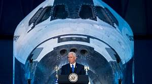 National Space Council calls for human return to the moon ...