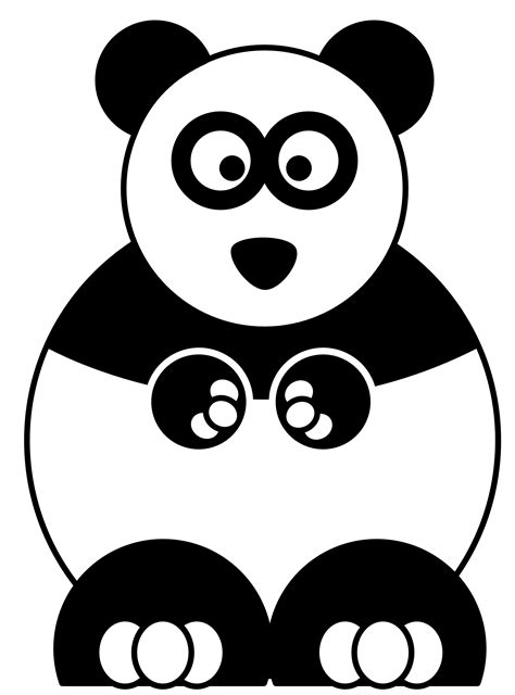 Kleurplaat Baby Panda by Baby Pandas Coloring Pages Az Coloring Pages