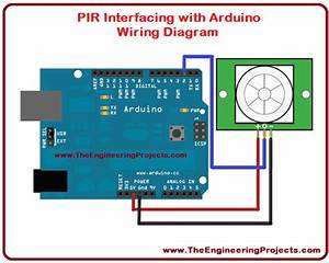 Pir Sensor Arduino Interfacing