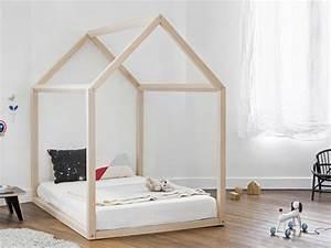 Lit Cabane Pour Enfant : shopping d co le lit cabane pour enfant cocon d co vie nomade ~ Teatrodelosmanantiales.com Idées de Décoration
