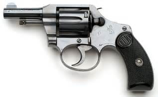 Colt Pocket Positive 32 Revolver