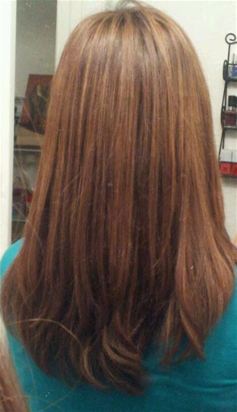 simple pretty long hair cut  lots  layers
