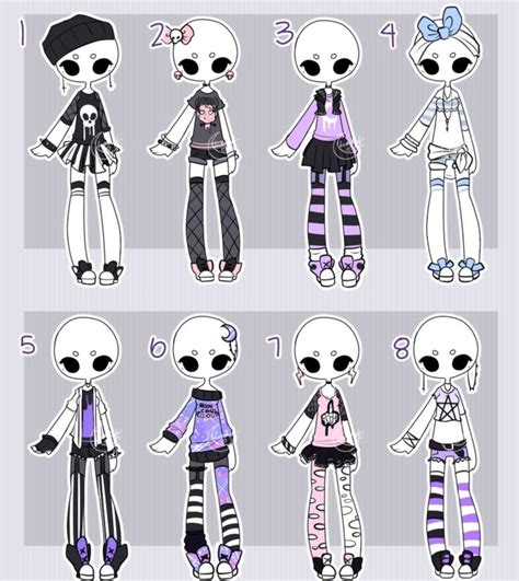 619 best Clothing designs images on Pinterest | Anime outfits Character outfits and Character ...