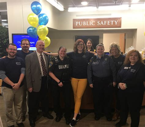 ithaca college its help desk public safety satellite office opens in cus center