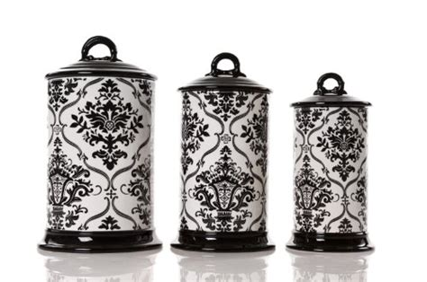 black and white kitchen canisters black and white kitchen decor