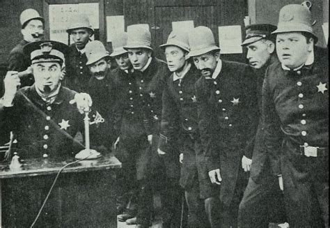 place insert keystone cops disappearing idioms