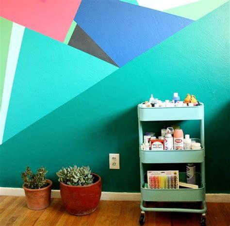 Wandbemalung Ideen Und Inspirationen  44 Kreative Designs