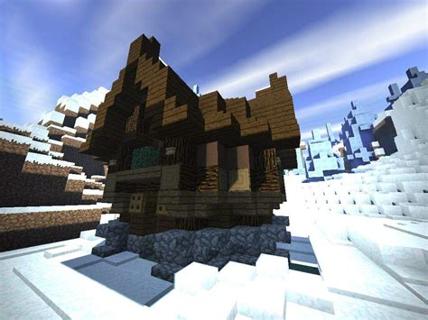 spruce log houses bloodycheeze minecraft amino