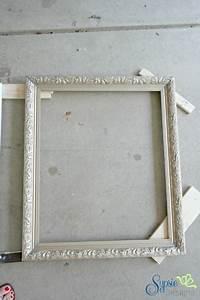 DIY Framed Window Mirrors Hometalk