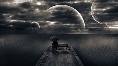 Alone Feeling Wallpapers Backgrounds Wallpaperaccess