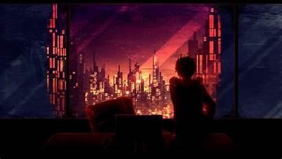 Wallpapers Lo Fi Anime
