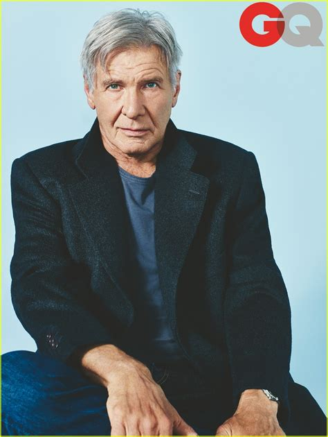 Harrison Ford by Harrison Ford On Working With Gosling He S A F