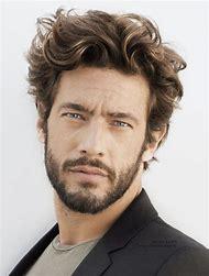 Man with Beard Hair Hairstyles