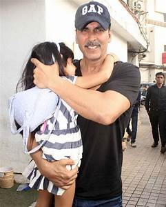 """""""Bringing Up A Baby Is Tough"""" – Akshay Kumar Talks About ..."""