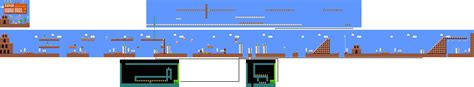 Super Mario Bros The Lost Levels Maps Of Every Stage