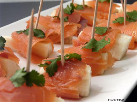 cuisine fut馥 saumon bouchées truite banane archifood