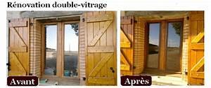 Fenetre Bois Double Vitrage : menuisier rge double vitrage de r novation toulouse ~ Premium-room.com Idées de Décoration