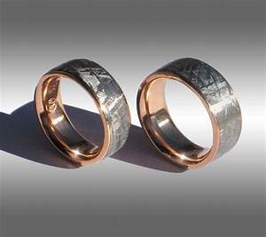 my man is a nerd and wants his wedding band to be made out With wedding rings for nerds