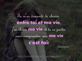 Citations Sur La Vie Et L Amour by Citations Sur La Vie Po 232 Mes Et Citations