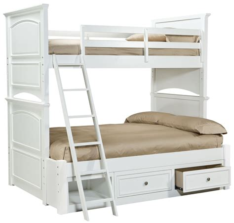 Madison Twin Over Twin Bunk Bed From Legacy Kids Coleman