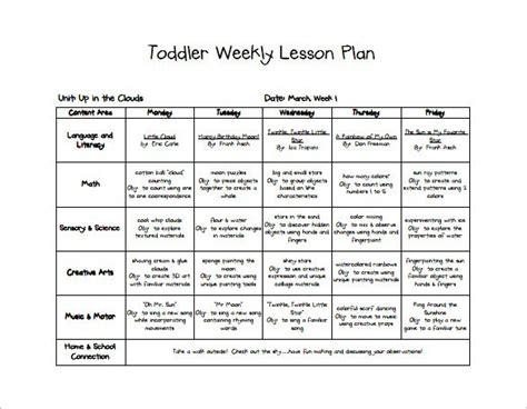 Free Lesson Plan Templates-20+ Word, Pdf Format Download