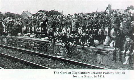 gordon highlanders ww1 images gordon highlanders