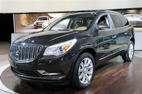 Buick 2012 Enclave by 2013 Buick Enclave New York 2012 Photo Gallery Autoblog