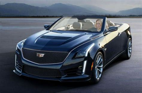 cadillac cts convertible dream board cadillac cts