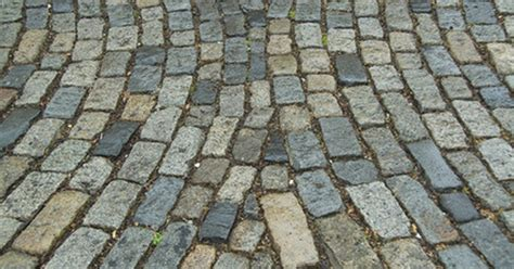 how to make your own cobblestone pavers ehow uk