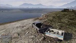 GTA 5 - How to attach trailers - YouTube
