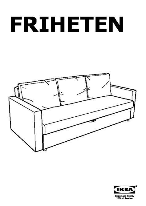 how to assemble ikea sofa bed friheten three seat sofa bed skiftebo dark grey ikea