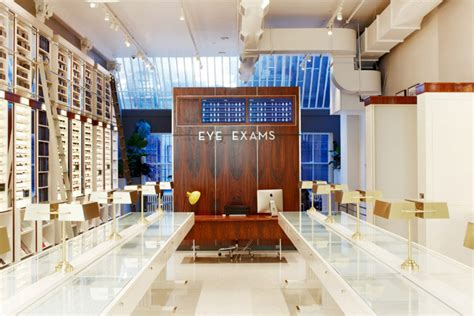 warby parker flagship store  york