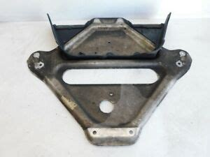 Driver's side carbon fuse cover for porsche. Porsche Cayman S 987 Rear Engine Under Tray Cover Guard J107   eBay