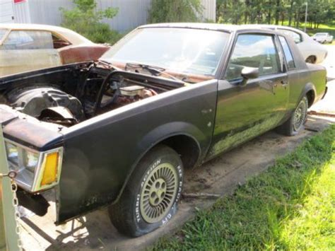 find    buick regal  type grand national body