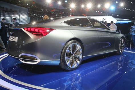 Hyundai Hcd14 Genesis Concept (with Video)  Car Body Design