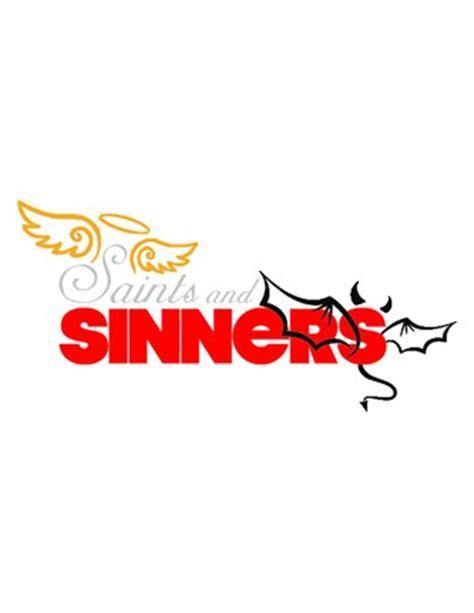 saints  sinners book     read