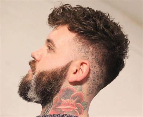 mens hairstyles  curly hair