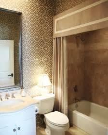curtain ideas for bathroom your bathroom look larger with shower curtain ideas