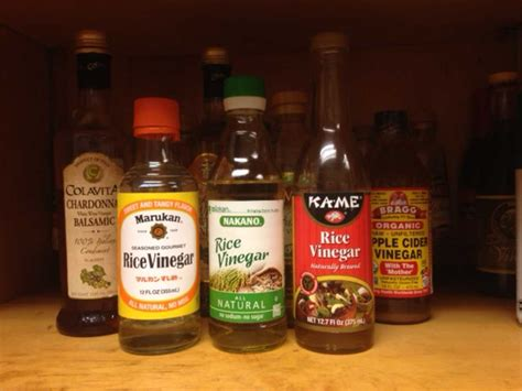 what can i substitute for balsamic vinegar what can i substitute for rice vinegar cooking light