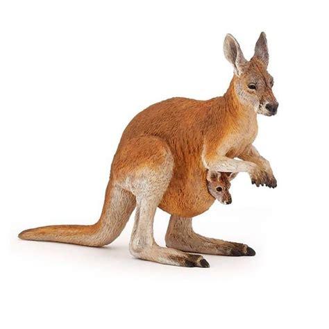 la le de poche figurine kangourou et b 233 b 233 achat vente figurine personnage soldes cdiscount
