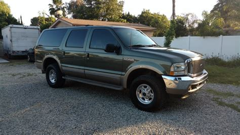 2002 Ford Excursion 4X4 7.3 Diesel   SAS Motors
