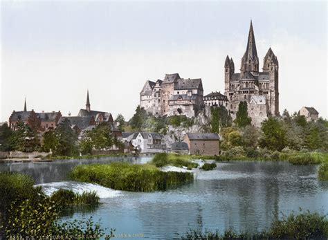 File:Limburg an der Lahn um 1900.jpg - Wikimedia Commons