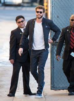 Chris Hemsworth Appears Kimmel